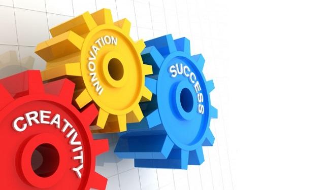 Inovația exterioară (instrumente și comportamente creative) în mediul de business