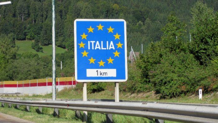 Italia a reintrodus controlul la frontiere. Informații utile pentru români