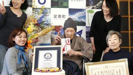Fermier în tinerețe, acum longeviv. Cheia reală a vieții lui Masazo Nonaka