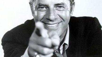 """Jerry Lewis: """"De-a lungul celei mai mari părți din viața mea am crezut că nu este nevoie de mulțumiri pentru o faptă bună…"""""""