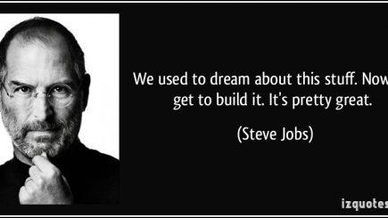 Un salt în necunoscut: Visul secret al lui Steve Jobs