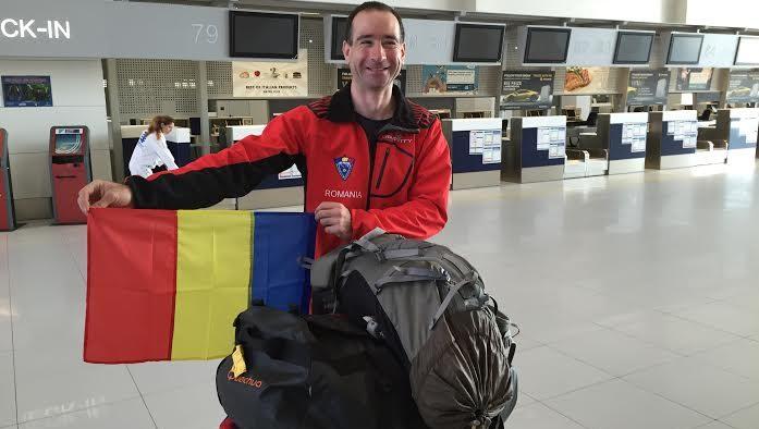 Justin Ionescu, alpinistul român care urcă pe Everest fără oxigen suplimentar