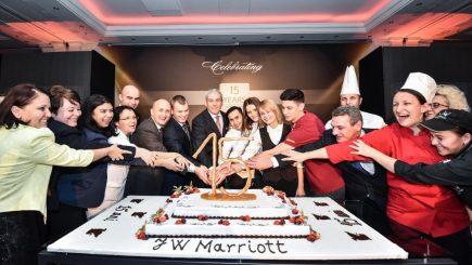 15 ani de JW Marriott
