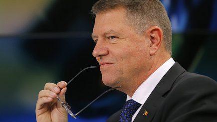 "Klaus Iohannis: ""Investitorii din România nu sunt amenințați"""