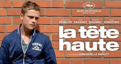La Tête haute, cu Catherine Deneuve, în cinematografele din România