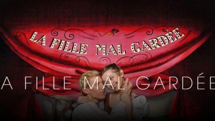 """Balerinii Alina Cojocaru și Johan Kobborg dansează din nou împreună în premiera """"La fille mal gardée"""""""