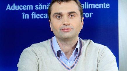 Un român, printre managerii Danone pentru America de Nord