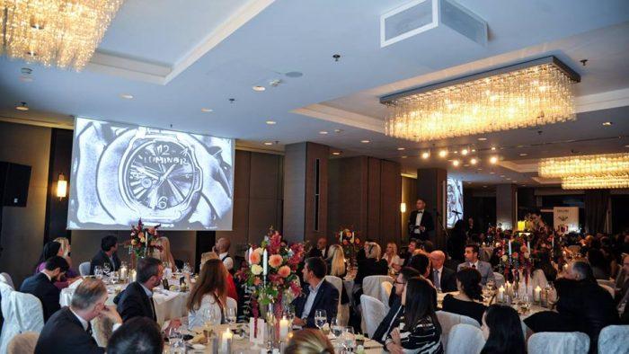 """Gala """"Forbes Lifetime Awards"""" a celebrat cele mai prestigioase branduri orologere ale lumii"""