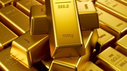 Aurul a rămas indiferent la criza din Grecia