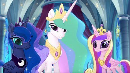 """Câștigă o invitație dublă la filmul """"My Little Pony: Filmul"""""""