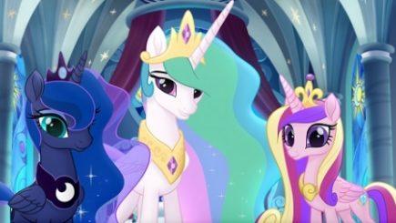 """Câștigătorul invitației duble la filmul """"My Little Pony: Filmul"""""""