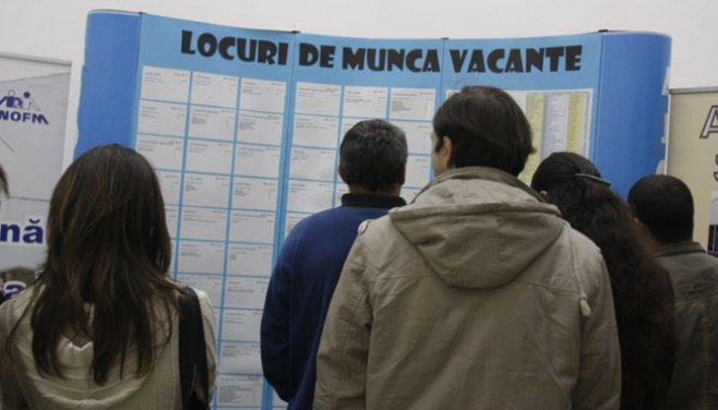 INS: Cele mai multe locuri de muncă vacante sunt în administrația publică
