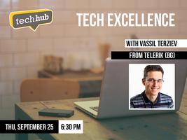 CEO-ul gigantului tech Telerik, invitat la Tech Excellence