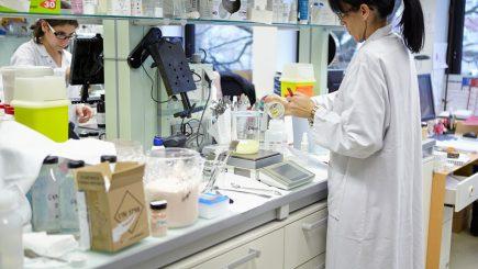 Program de mentorat pentru elevele din România care vor să se pregătească pentru o carieră ştiinţifică