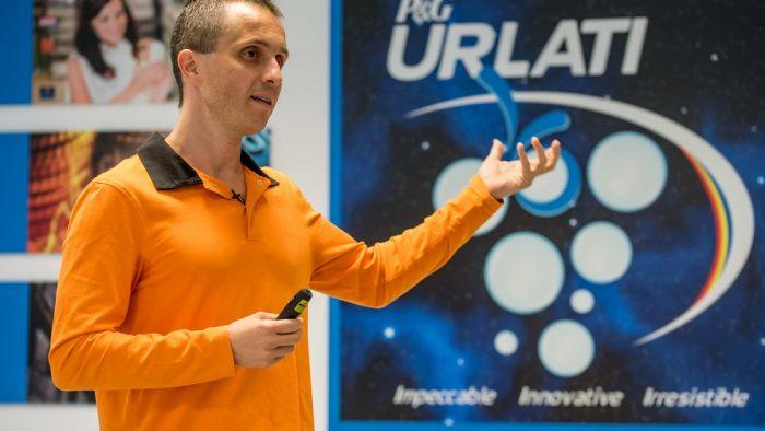 """Luca Schianchi (P&G): """"Lasă oamenii să gândească, nu obții rezultate trasând instrucțiuni"""""""