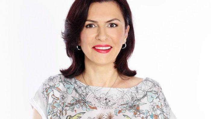 """Lucia Antal: """"Leadershipul feminin se referă în primul rând la felul tău de a fi ca om"""""""