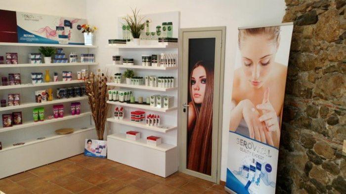 Farmec are magazin pe Coasta de Azur