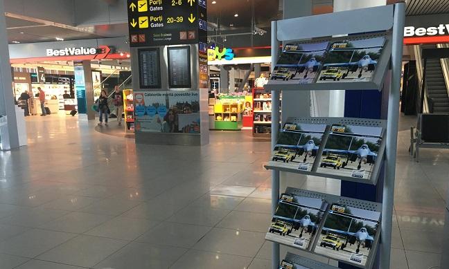 """Consiliul Concurenţei a declanşat o anchetă la aeroportul """"HENRI COANDĂ"""""""