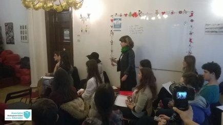 Asociaţia pentru Educaţie a dat startul Antrenamentelor de Creativitate