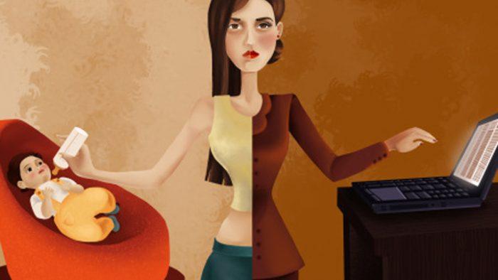 Te-ai fi gândit? Care sunt sursele de informare ale  mamelor românce angajate și neangajate