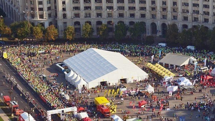 Trafic restricţionat în weekend cu ocazia Maratonului Bucureşti