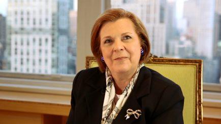Marina Valmy de Haydu preia conducerea Școlii Internaționale de Cosmetică Christine Valmy