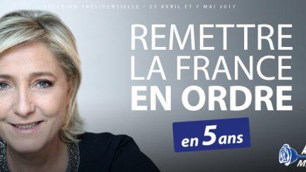 Marine Le Pen: Marea Britanie a găsit cheia închisorii şi a arătat Franţei cum să evadeze din UE