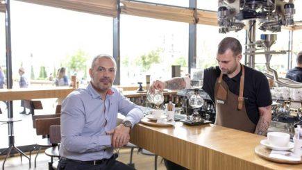 Marius Meleşteu şi al patrulea val din industria cafelei