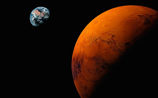 NASA te duce pe Marte. Nu fizic, ci doar cu numele