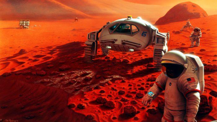 7 lucruri pe care le poti învăța de la omul care și-a pus în minte să colonizeze planeta Marte