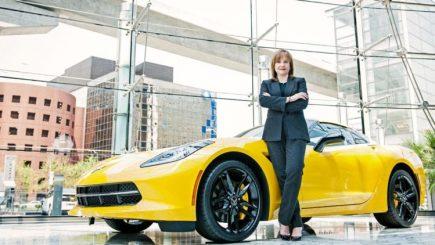 Destin și singurătate: Azi e despre prima femeie din SUA care a fost aleasă CEO al unei companii auto
