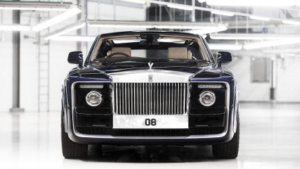 A fost lansată cea mai scumpă mașină din lume