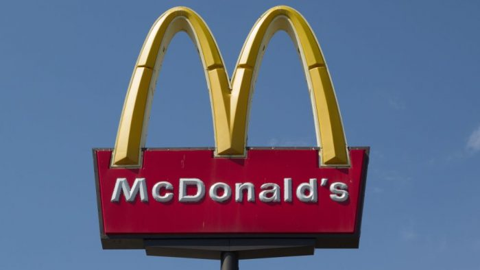 McDonald's introduce declinul în meniul companiei