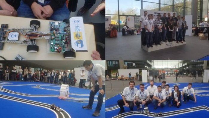 Studenți români, medaliați în Germania în cadrul unui concurs internațional
