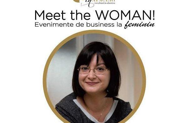 Afaceri de familie, familie de afaceri,  la Meet the WOMAN!