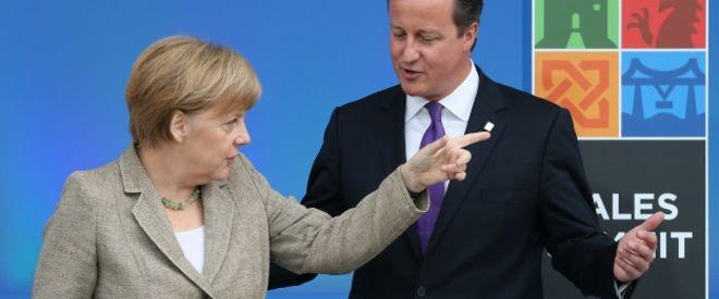Der Spiegel: Merkel admite o posibila iesire a Marii Britanii din UE