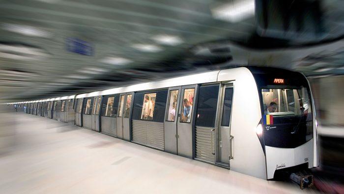 Lucrările s-au terminat mai devreme: Staţia de metrou Pipera s-a redeschis azi