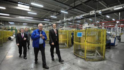 140 de noi locuri de muncă la fabrica de cord metalic din Zalău