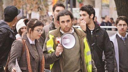 """Liderul tinerilor care luptă cu """"nu se poate face nimic"""""""