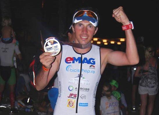 """""""O cursă incredibilă!"""" Mihai Baractaru a terminat cu bine probele triatlonului Ironman"""