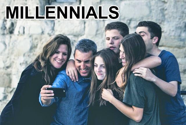Leading the Millennials