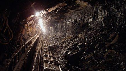 Grevă la mina Lupeni
