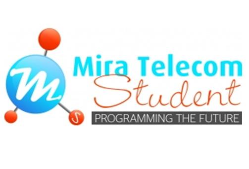 Câştigătorii burselor de excelenţă Mira Telecom, motivaţi de rezultate să continue proiectele de cercetare