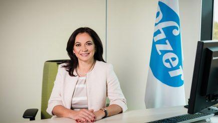 Pfizer lasă frâiele afacerii din România pe mâna directorului de HR