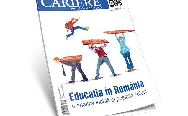 Educaţia în România. Dăm vina pe sistem sau acţionăm responsabil?
