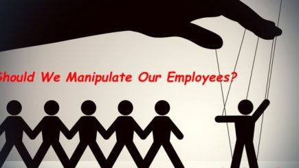 Motivare vs Manipulare