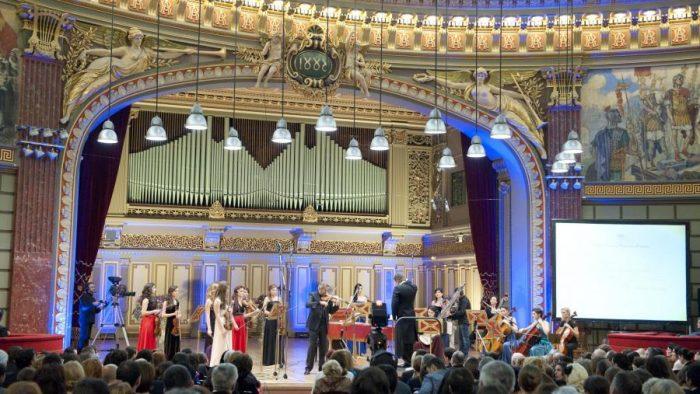 Concert-eveniment în sprijinul Fundaţiei Principesa Margareta a României