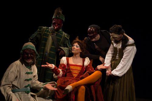 Cronică de teatru: Neguţătoarea din Veneţia