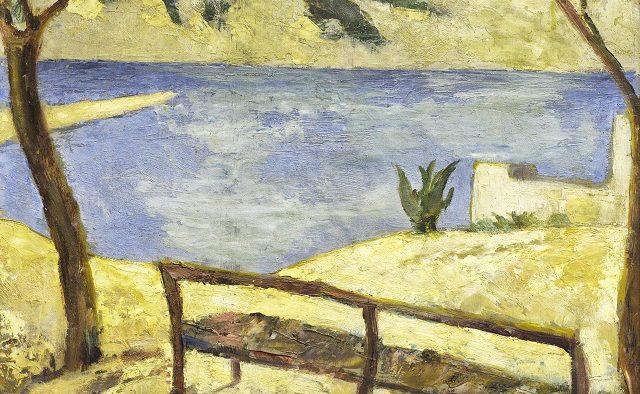 50 de tablouri ale unor pictori impresioniști, în tezaurul unei bănci