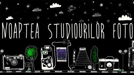 Noaptea Studiourilor Foto 2015 se apropie cu pași repezi